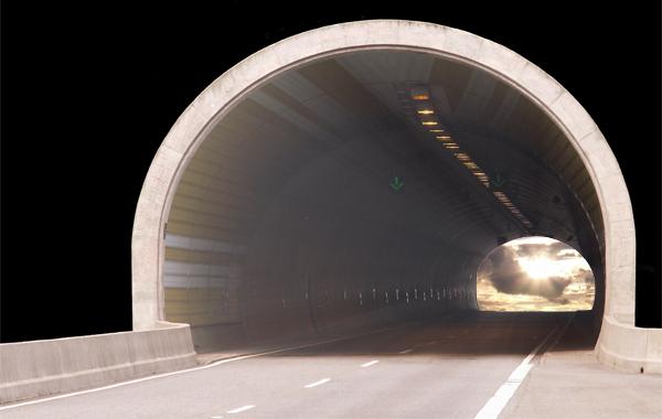 02 Licht im Tunnel