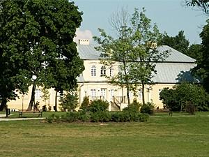Belchatow-Stadtschloss